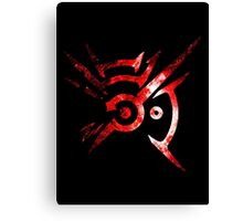 Dishonored - The Mark Canvas Print