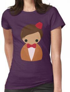 Eleventh Doctor Womens Fitted T-Shirt