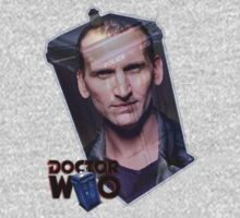 Christopher Eccleston by drwhobubble