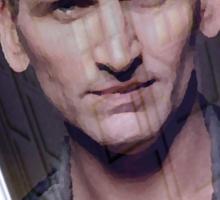 Christopher Eccleston Sticker