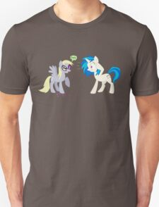 Who Gave Derpy the Shades? Unisex T-Shirt