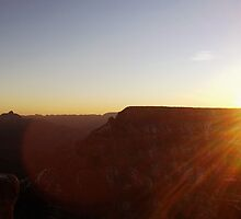 Grand Canyon Sunrise 2 by Travel-Hop