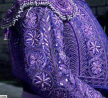 Matador Jacket-Blue by Tamarra
