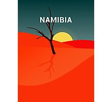 Colorful Lands - NAMIBIA Photographic Print