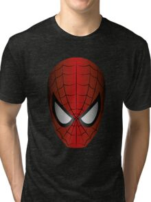 Vector SpiderMan Tri-blend T-Shirt