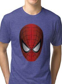 Vector SpiderMan Tri-blend T-Shirt