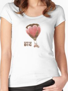 Just Married - Going Home Women's Fitted Scoop T-Shirt