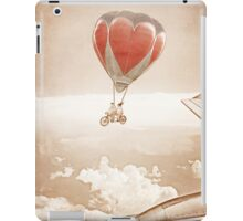 Wednesday Dream - Chasing Planes iPad Case/Skin
