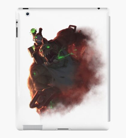 Nunu iPad Case/Skin