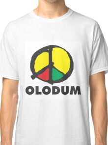 Olodum Cultural Group Logo Classic T-Shirt