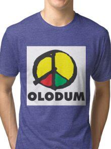 Olodum Cultural Group Logo Tri-blend T-Shirt