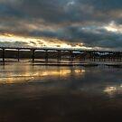 Saltburn Sunrise by Dave Hudspeth