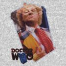 Colin Baker by drwhobubble