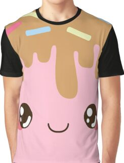 Chocolate Frosting Graphic T-Shirt