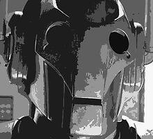 Cyberman  by drwhobubble