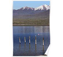 Lake Te Anau Poster