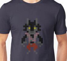 8-Bit Werewolf Unisex T-Shirt