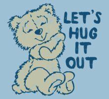 Let's Hug it Out Kids Clothes