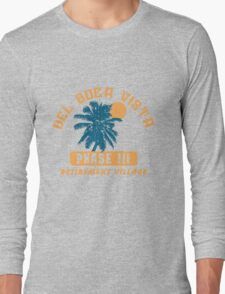 Del Boca Vista Retirement Village Long Sleeve T-Shirt