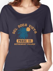 Del Boca Vista Retirement Village Women's Relaxed Fit T-Shirt