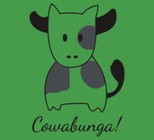Cowabunga! Kids Tee