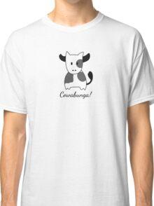 Cowabunga! Classic T-Shirt