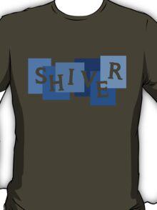 Coldplay - Shiver T-Shirt