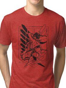 Attack on Titan: Levi Tri-blend T-Shirt