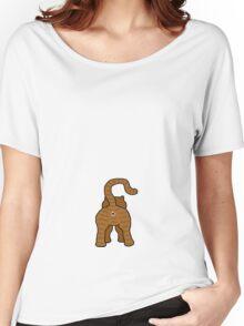 Cat bum Women's Relaxed Fit T-Shirt