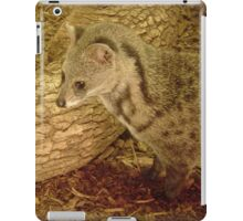 Cute Civet iPad Case/Skin