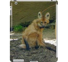 Maned Wolf iPad Case/Skin