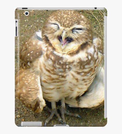 Laughing Owl iPad Case/Skin