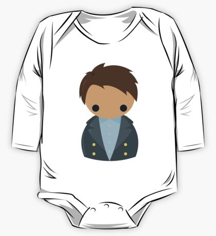 Captain Jack Harkness One Piece - Long Sleeve
