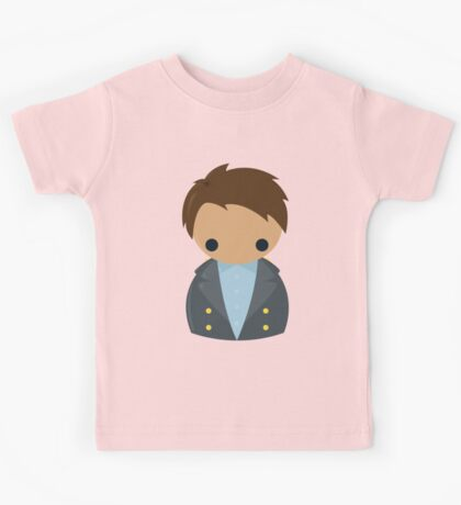 Captain Jack Harkness Kids Tee