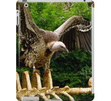 Scavenging Vulture iPad Case/Skin