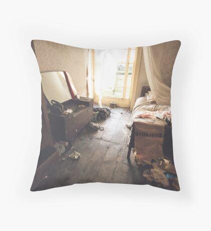 Bedroom#1 Throw Pillow