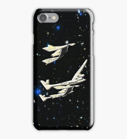 Virgin Galactic - Space Tourists iPhone case iPhone Case/Skin