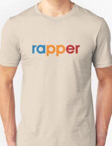 Colorful Rapper T-Shirt