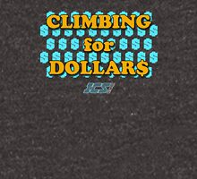 Climbing for Dollars - The Running Man Unisex T-Shirt