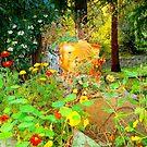 Elephant  in the  Garden  by fiat777