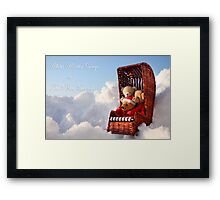 Winter Holidays Framed Print
