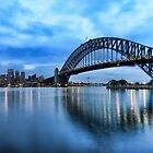 Kirribilli Dawn - Panorama by Arfan Habib