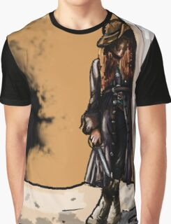 Anne Bonny - Black Sails Graphic T-Shirt