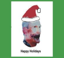 Happy Holidays from Butch Moon Kids Tee