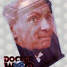 William Hartnell Poster by drwhobubble