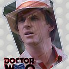 Peter Davison Poster by drwhobubble