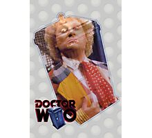 Colin Baker Poster Photographic Print
