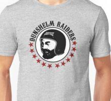 Dunshelm Raiders - Knightmare Treguard biker gang design Unisex T-Shirt