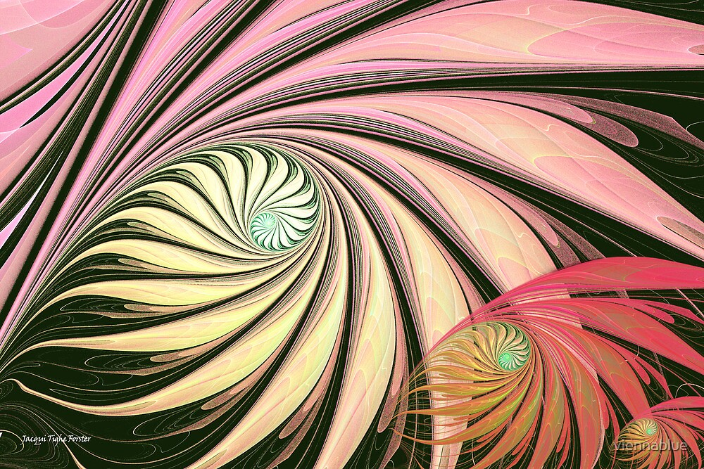 Gale Force Spiral by viennablue