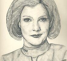 Captain Janeway by reslanh
